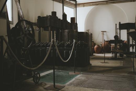 Museo dell'olio ad Andria