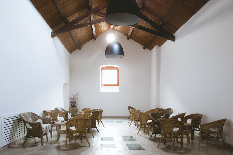 Sale ricevimenti Masseria Terre di Traiano, Andria